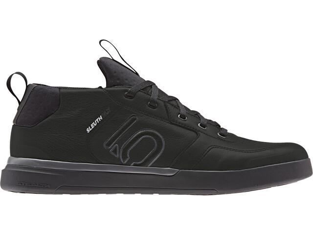 adidas Five Ten Sleuth DLX Zapatillas Corte Medio Hombre, core black/grey five/scarlet